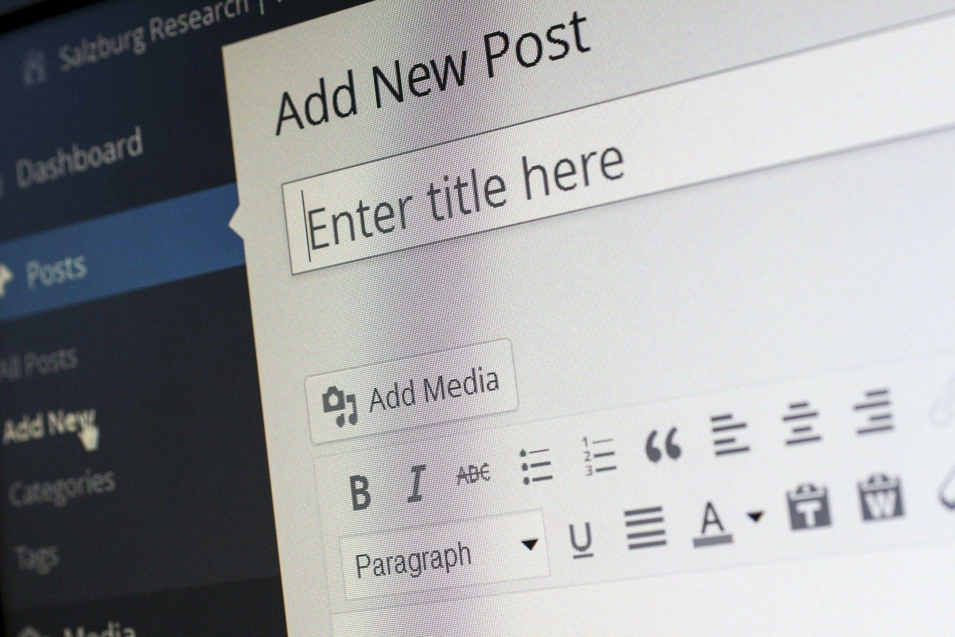 如何架設wordpress網站賺錢-新手簡易教學 2021